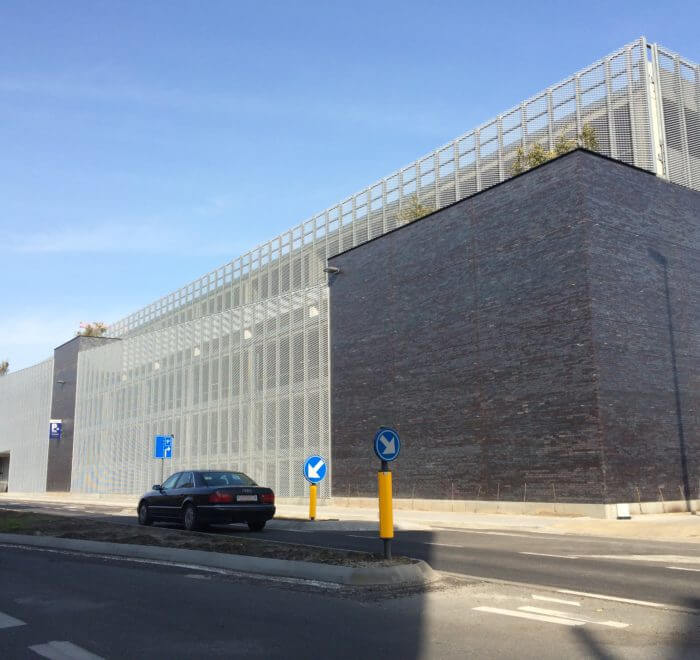 Parking-Blankenberge